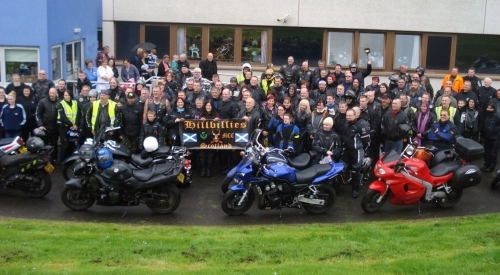 Hillbillies Easter Egg Run - Crosshouse Hospital